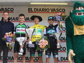 Podium final bidasoa 2019