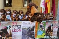 Imagen de la presentación de la XXX Vuelta a León