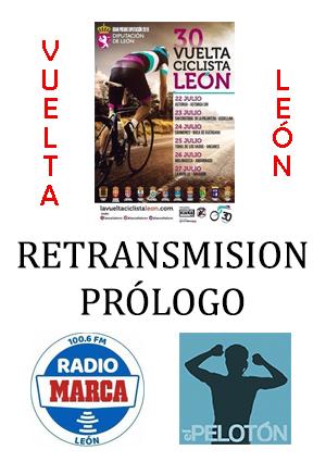 Retransmisión prólogo Vuelta León TV