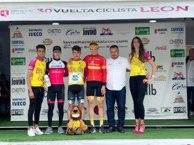 Podium final Vuelta León 2019