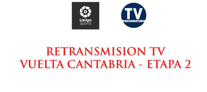 Retransmisión Vuelta Cantabria etapa 2