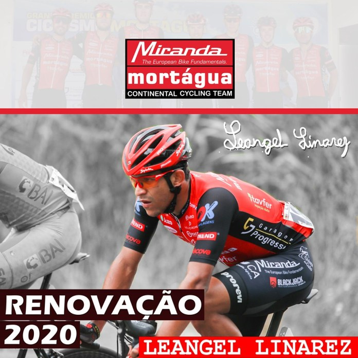 Leangel Linarez Miranda Mortagua