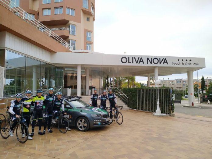 Kometa concentración Oliva Nova