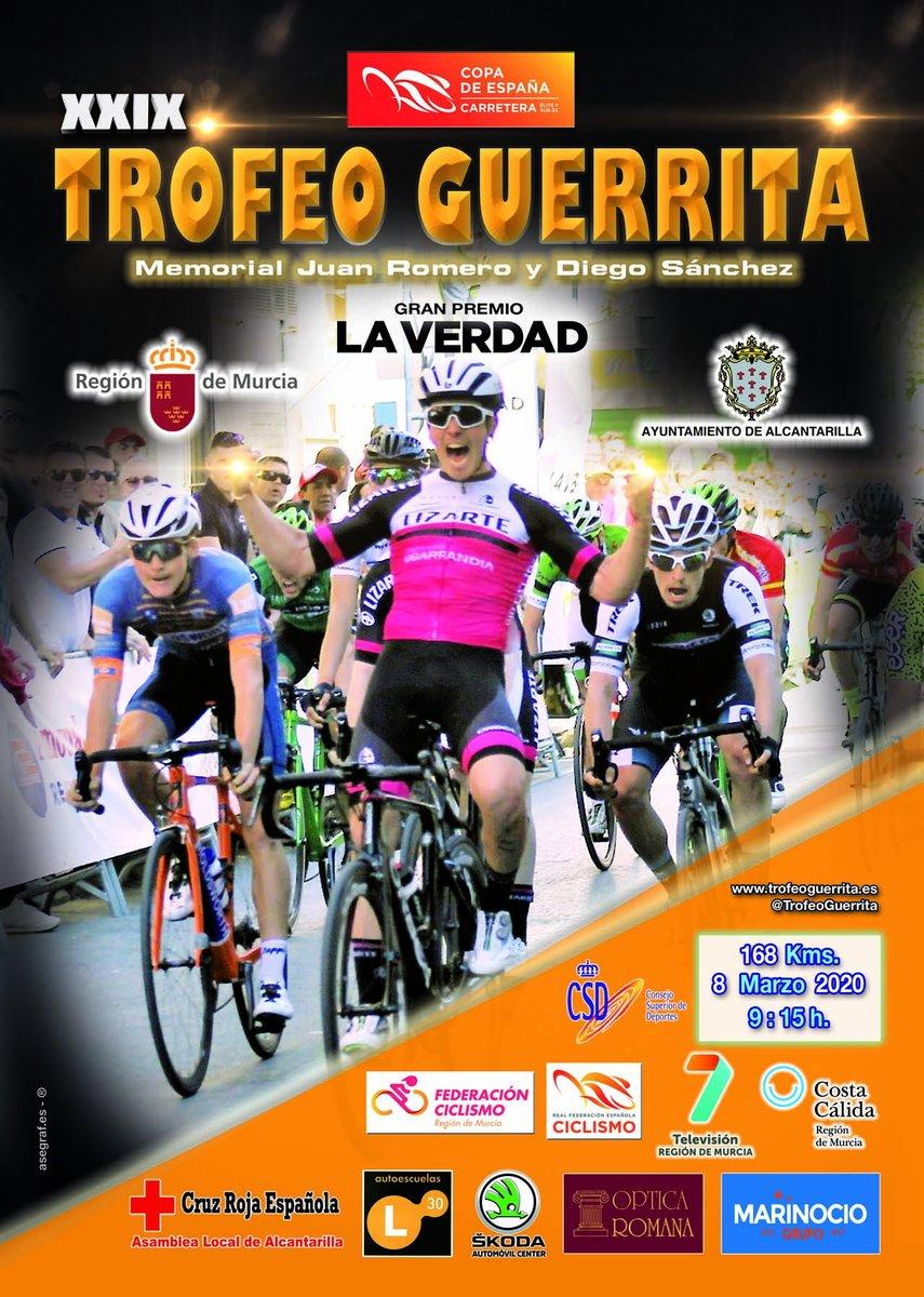 Cartel Trofeo Guerrita 2020