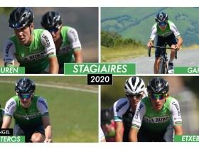 Stagiares Caja Rural 2020