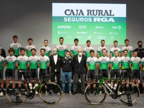 Presentación Caja Rural Seguros RGA sub-23 2021