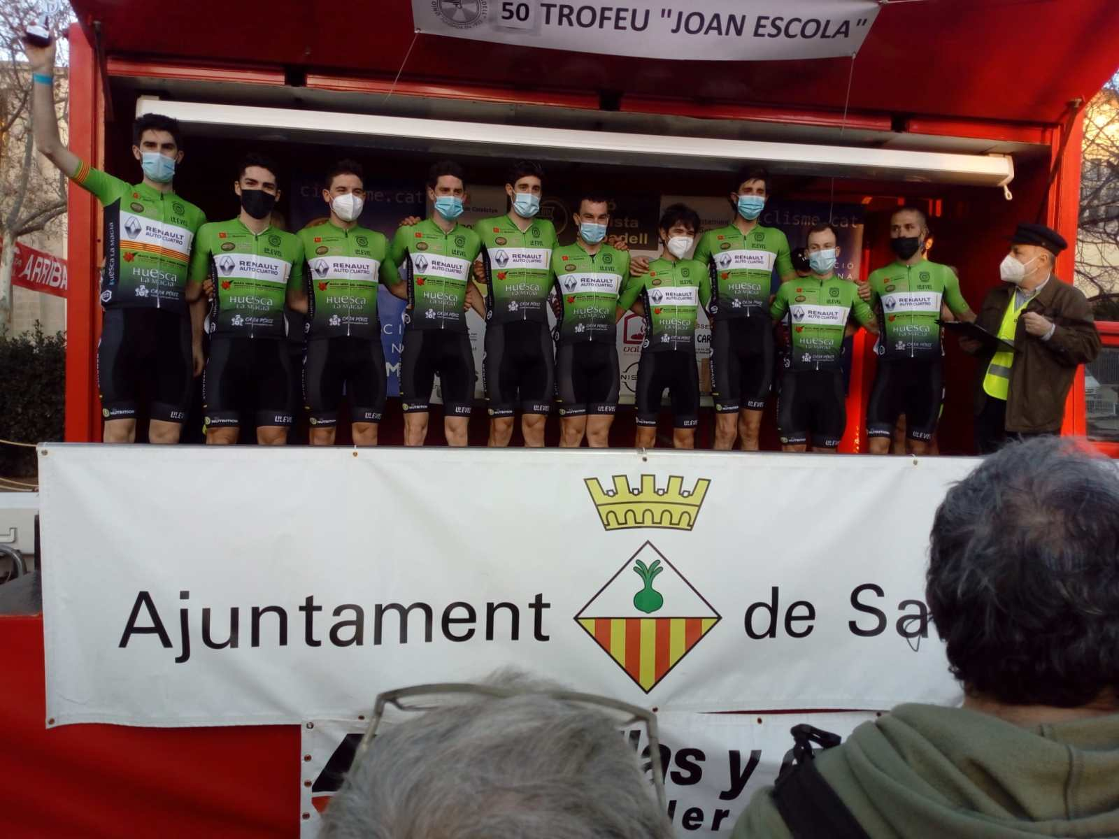Huesca La Magia Sabadell