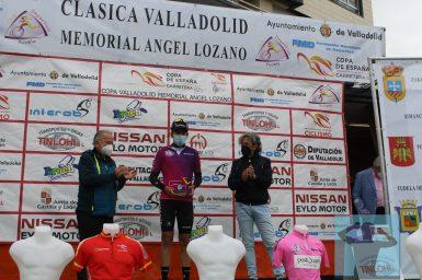 Imágenes de la X Clásica Valladolid-Memorial Ángel Lozano (Foto: Fabio López-Ciclismo El Pelotón)