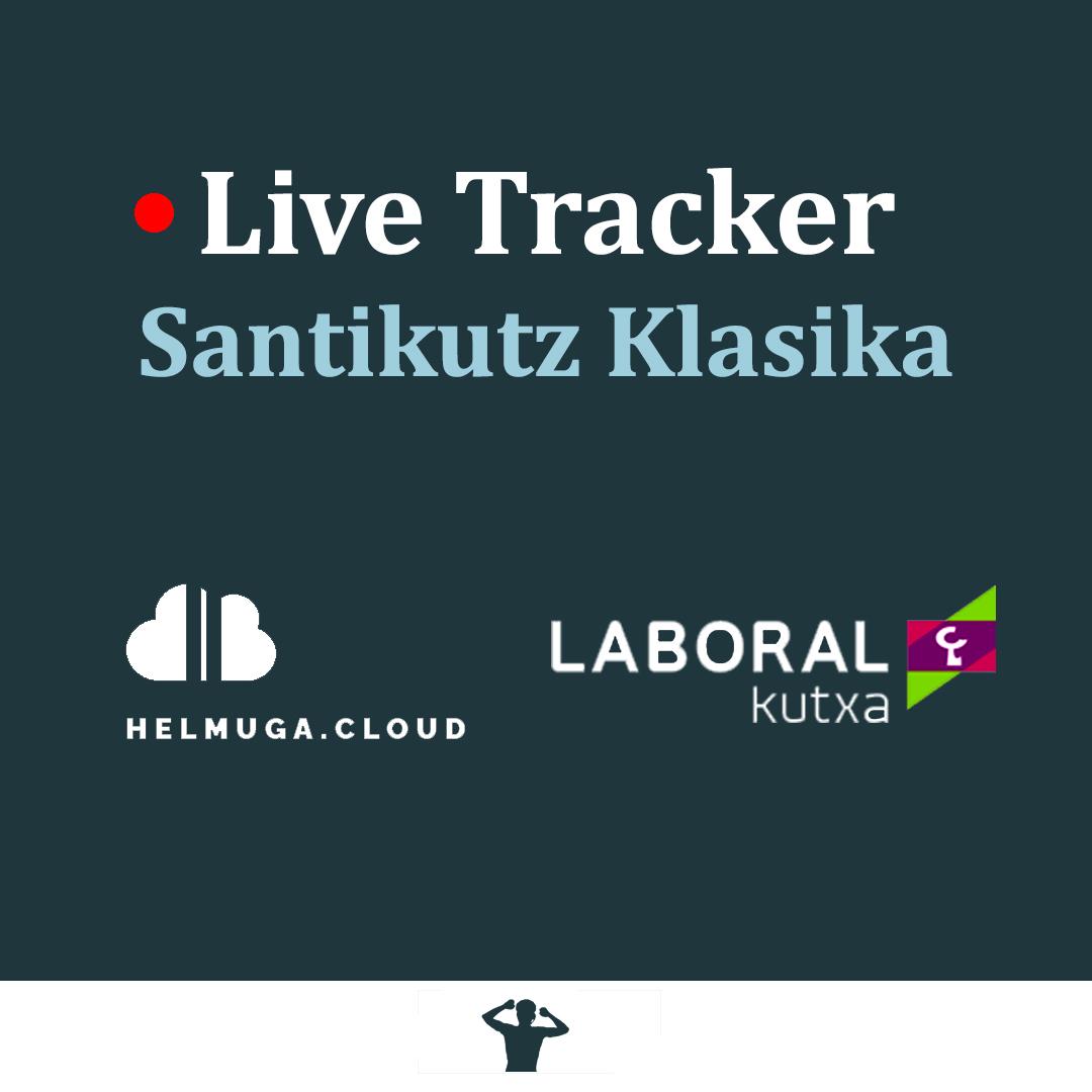 TV HelmugaCloud Live Tracker Legazpi Santikutz