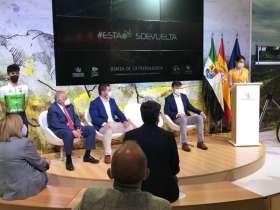 Presentación Vuelta a Extremadura 2021