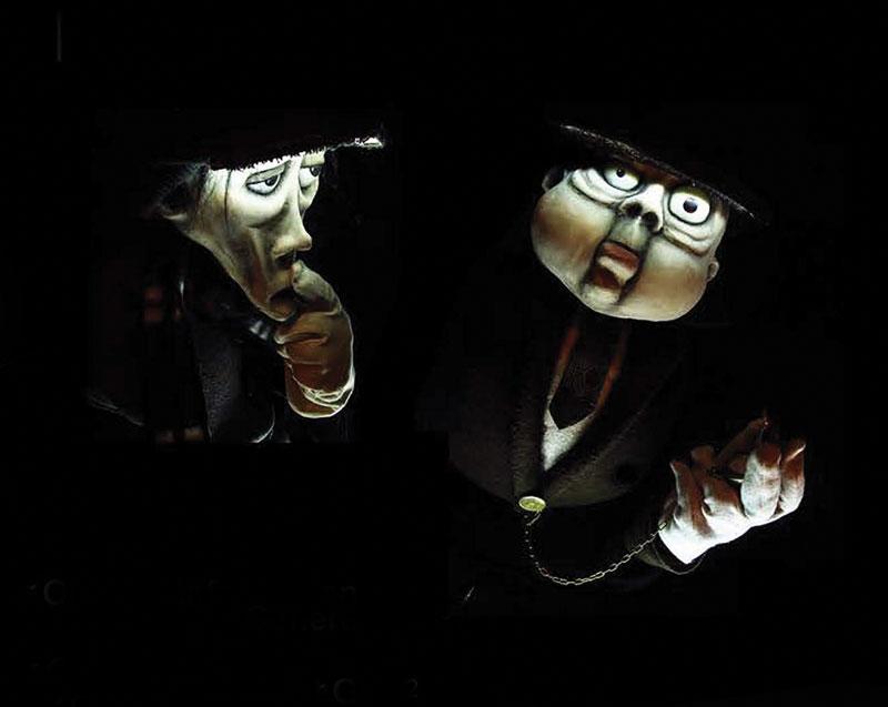 Noone's Land de Merlin Puppet Theatre