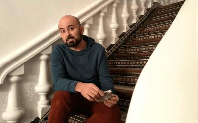 Entrevista a David Julián Vigó, director de la compañía Le Corps D'Ulan y promotor de la recuperación del Teatro Montalvo de Cercedilla
