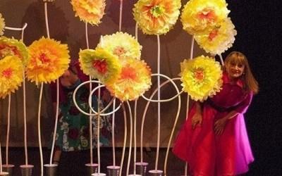 La flor de la maravilla de Teatro Tyl Tyl