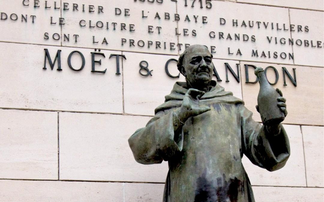 Dom Pierre Perignon y el Champagne