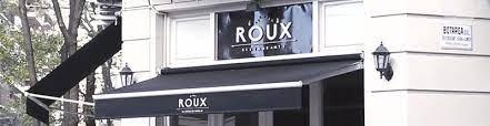 Roux: Alta cocina en Recoleta