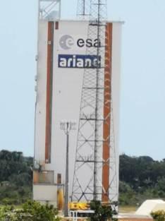 aqui montan los Ariane