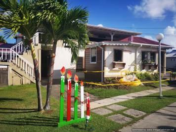 Decoración Navideña en el Caribe