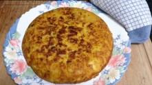 Tortilla ligera 25