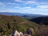Vistas hacia el interior de Castellón