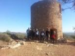 En la torre de Quart de les Valls
