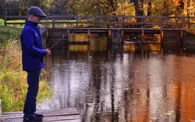 10 Consejos para que tus Hijos aprendan a Pescar 🎣