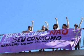 Brasileras no son para el consumo