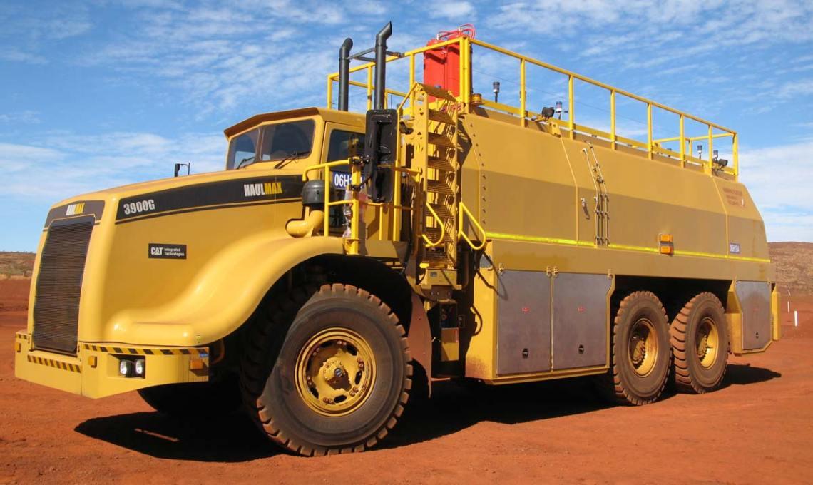 Haulmax 3900 Service Truck