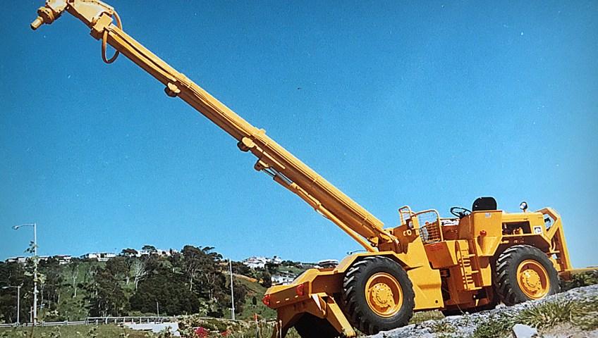 Elphinstone 920 Scaler