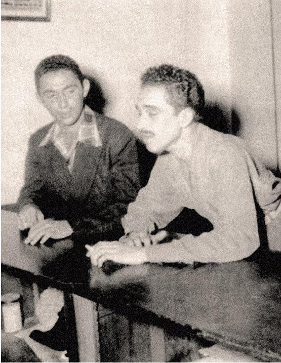 Además de la amistad a García Márquez y a Manuel Zapata, los unía la admiración por las crónicas en los cantos de Rafael Escalona.