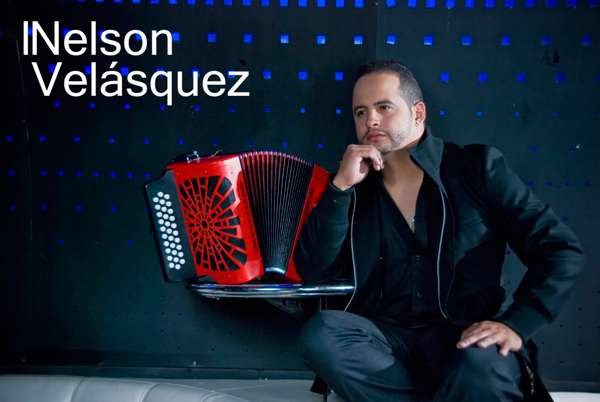 Este mes el cantante Nelson Velásquez lanzará un sencillo como 'abrebocas' de su nuevo trabajo musical.