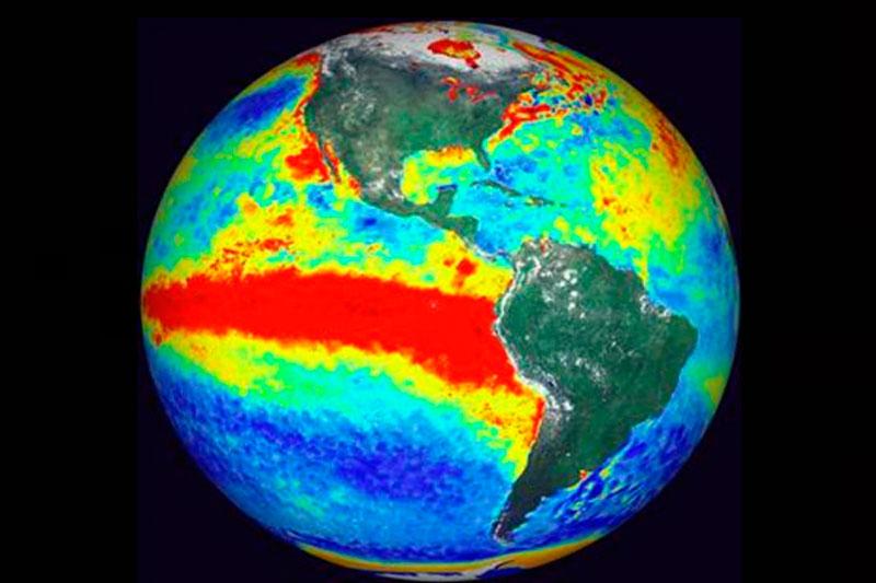 La falta de lluvias es la principal preocupación ante la inminente presencia del fenómeno de El Niño en la región Caribe. EL PILÓN / Archivo.