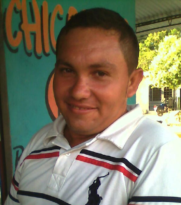 Rómulo García Flórez no sobrevivió a los golpes recibidos tras chocar su motocicleta con otra. Foto: Cortesía.