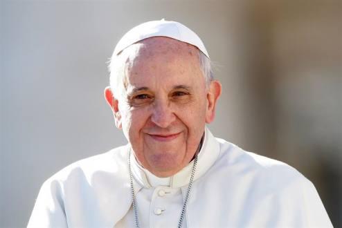 Papa Francisco. Foto archivo particular.
