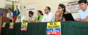 Fracking en el cesar