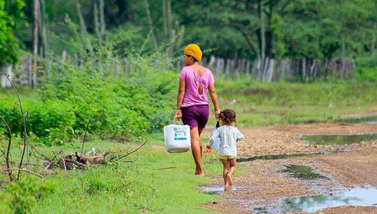 Según las cifras, 420.000 personas son pobres en el Cesar y de estas, 120.000 viven en pobreza extrema.