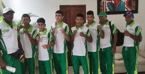 El departamento del Cesar tuvo mal arranque en el Campeonato Nacional de Boxeo que se disputa en Barranquilla.