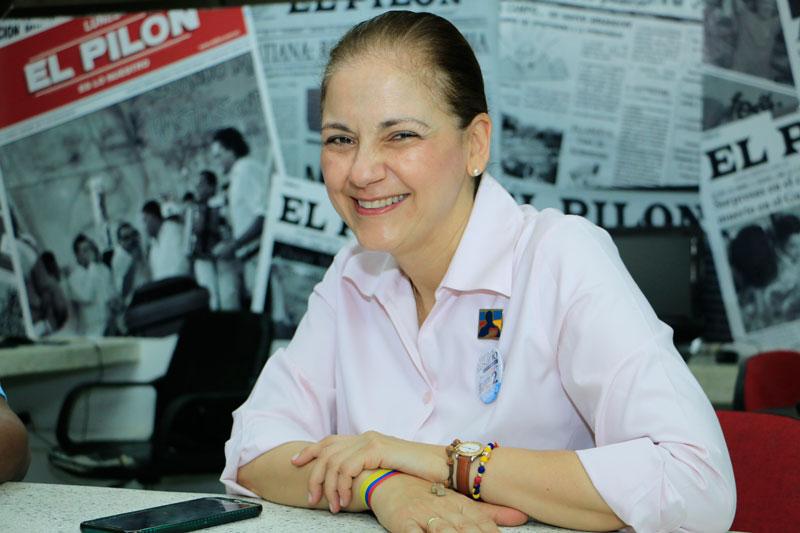 Resultado de imagen para María del Rosario Guerra, del Centro Democrático