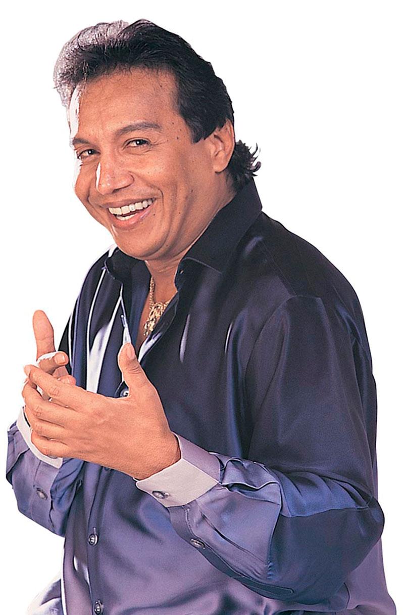 Diomedes Díaz,   Foto de cortesía.