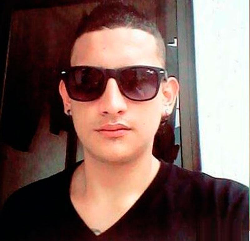 El cadáver de Cristian Parra Vega, fue trasladado hasta la morgue de Medicina Legal y Ciencias Forenses del municipio de Aguachica, Cesar.