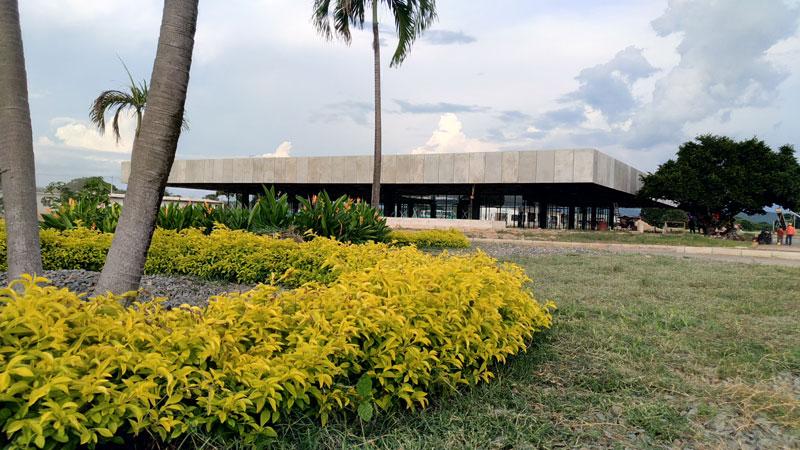 La Universidad Nacional sede De La Paz será entregada por el gobernador del Cesar el próximo lunes.