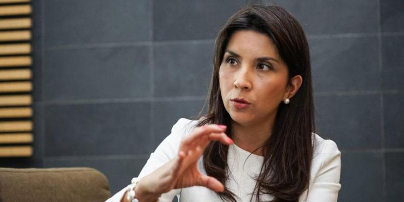 María Victoria Angulo, Ministra de Educación, aseguró que el presupuesto del PAE tuvo un incremento del 48% y se seguirá aumentando anualmente