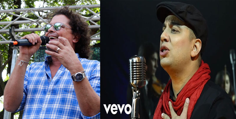Felipe Peláez y Carlos Vives son los exponentes del género vallenato que hacen parte de los nominados a los Grammy Anglo.