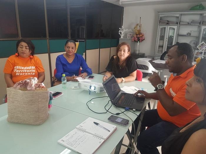 El Consejo Consultivo de Mujeres y la Oficina de Gestión Social trabajan en la definición de las acciones afirmativas de esta política.
