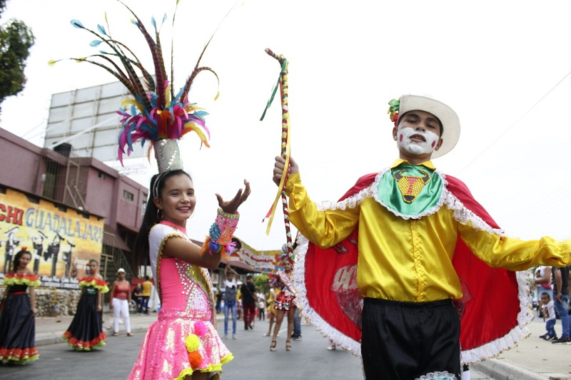 Foto: Joaquín Ramírez Carnaval de Valledupar.