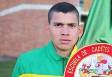 El joven llevaba más de un año preparándose para ser miembro de la Policía Nacional.