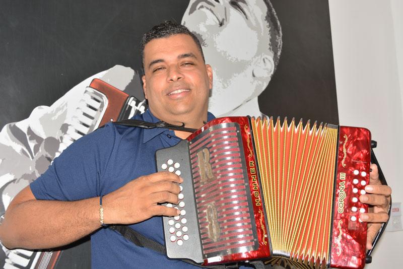 Rolando Ochoa.   FOTO/JOAQUÍN RAMÍREZ.