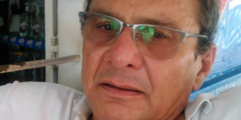 Edwar Heriberto Mattos.   CORTESÍA EL TIEMPO.