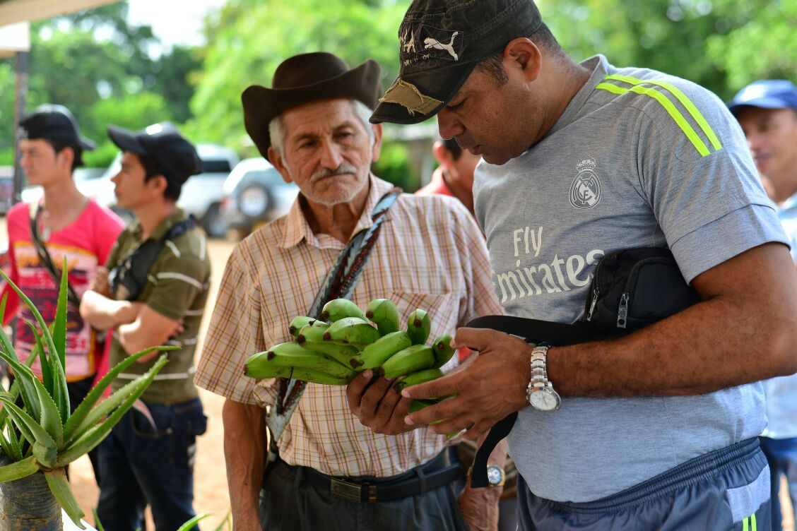 El domingo los agricultores celebrarán también el Día del Campesino.   Foto: Joaquìn Ramìrez.