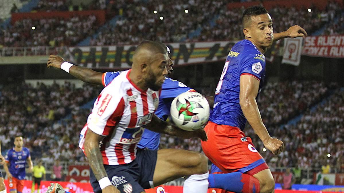Deportivo Pasto le apostará a su orden táctico para doblegar a Junior en la altura de Bogotá.  CORTESÍA