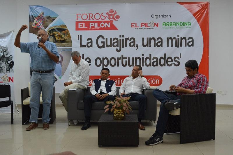 Foros EL PILÓN realizó en junio el encuentro del que nació el comité de integración.  FOTO: ARCHIVO.